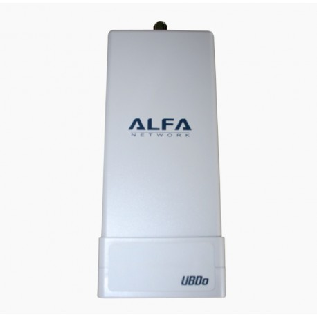 UBDO-N8 Adaptador wi-fi USB potente 1000mW 2.4 GHz Alfa