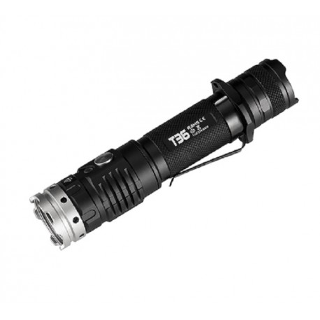 Tactical flashlight ACEBeam T36 2000 lúmen USB rechargeable-C