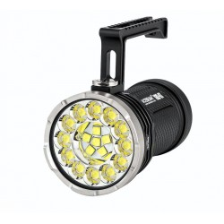 Acebeam X80-GT LED flashlight very powerful 32500 Lumenes with batteries