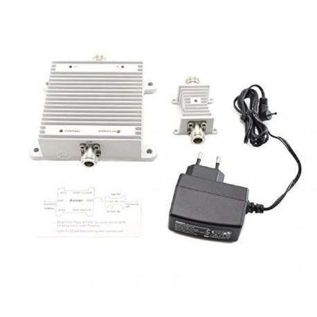 Amplificador WiFi Booster 2W para estrangeiros rede Alfa