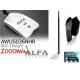 AWUS036NHR v2 + antena WIFI omnidirecional de longo alcance de
