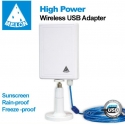 MELON N89 2000mW USB 5m Wireless WiFi Adapter 24dBi Outdoor