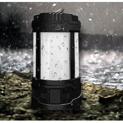 Farol de LED para camping IMALENT LBT15 com Bluetooth e