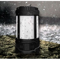 Lantern, LED camping IMALENT LBT15 Bluetooth speaker music