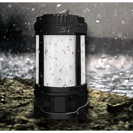 Farol LED para camping IMALENT LBT15 con Bluetooth y altavoz