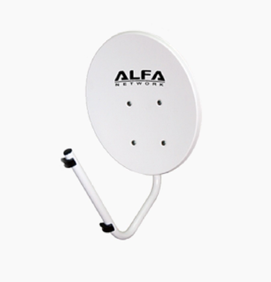 ▷ Reflector antenna parabolic WIFI 22 dBi Alfa