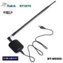 USB WIFI N 2W antena de 18dBi Blueway 150mbps BT-N9500 RT3070