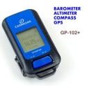Barometro altimetro bussola digitale di precisione GPS portachiavi GP102
