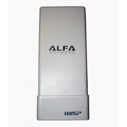 WISP-NSR Rede Alfa AP / CPE WIFI Exterior 2,4 GHz