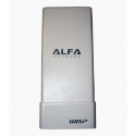 WISP-NSR Alfa Network AP / CPE WIFI auf dem Gelaende 2.4 GHz