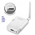 Router Edimax 3G-6200NL v2 150Mbps WIFI 3G 3,75G USB Repetidor