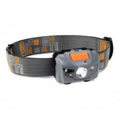 Lanterna Ultrafire W03 de cabeça LED funciona com pilhas normais
