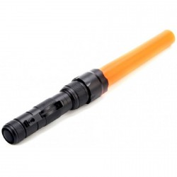 Taschenlampe, um traffic cone orange Ultrafire XP-L V6 1000 lumen