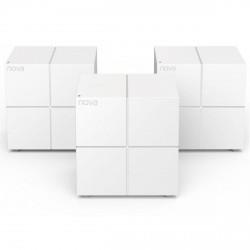 Pack WiFi MESH TENDA NOVA SYSTÈME MW6-NOUVELLE-Gigabit AC1200