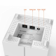 Sistema Wi-Fi de malla completa de NOVA MW6 paquete de 2 - Mesh