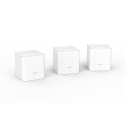Tenda Nova MW3 Router Home Mesh WiFi - 3 Pack - full mesh