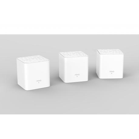 Tenda Nova MW3 Router Home Mesh WiFi - 3 Pack - malla completa
