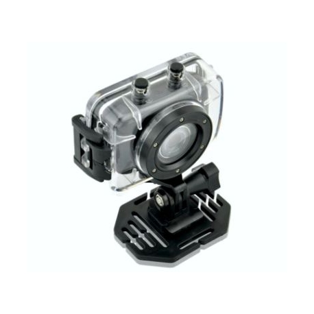 Video camera impermeabile HD 720P casco moto touch screen di