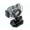 Video camera impermeabile HD 720P casco moto touch screen di
