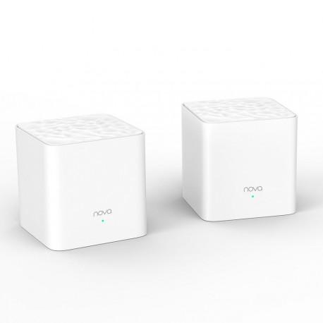 Sistema de wi-fi de malha Tenda Nova MW3 dupla banda AC - 2