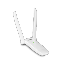 USB adaptador WIFI ISB con 2 Antenas botón WPS Tenda W322UA 2T2R 11n