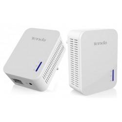 PLC Gigabit barato - Pack de 2 adaptadores Powerline PLC Gigabit Ethernet