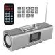 Altavoces Music Angel QOOPRO 12033 MP3 MP4 USB iPhone y iPod
