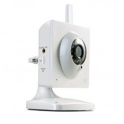 Camera IP WiFi Cube Tenda C5S 30fps HD 120 graus