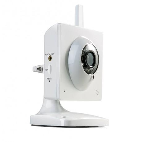 Camera IP WiFi Cube Tenda C5S 30fps HD 120 graus