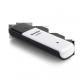 Antena de WiFi USB para PC USB Adaptador con botón WPS y base
