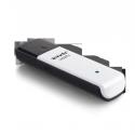 Antena de WiFi USB para PC USB Adaptador com o botão WPS e base