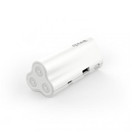 Tenda 4G300 WiFi Router with USB modem 4g / 3G + External Battery Mobile Power Bank ) TDD/FDD LTE