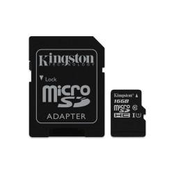 16GB MICROSDHC Kingstone Clas10 scheda microSD in Tela per