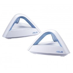 Sistem WiFi Mesh ASUS LYRA rede em malha Dual Band AC1750 casa 300m2