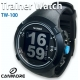 Montre avec GPS Canmore TW-100 pour la formation résistant à