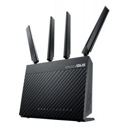 Router Módem WiFi con slot micro SIM 4G LTE Dual Band AC1900