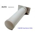 Alfa Network AYA-2410 2.4GHz Yagi antenna Outdoor 10 dbi booster