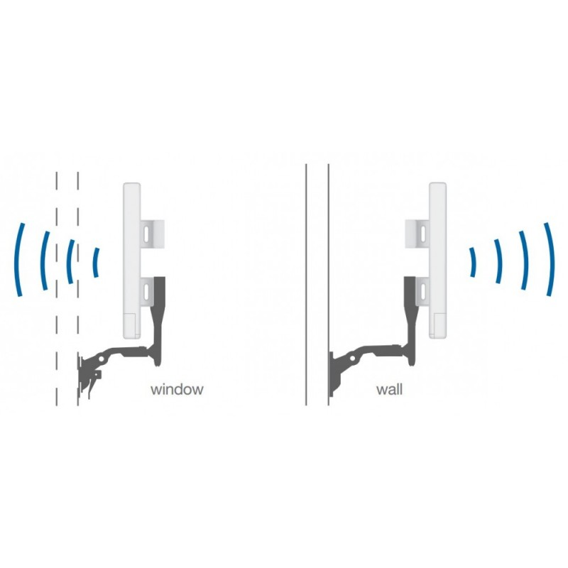 ▷ Wall mounting Kit for NS2 - NS5 UBIQUITI NS WM