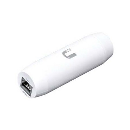 adaptador bocal de PoE Ubiquiti INS-3AF-I-G Gigabit Ethernet 48V