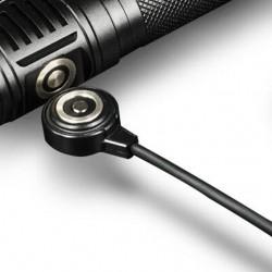 Cabo USB de carga magnética Imalent para lanternas RT70 RT70C RT35 R90C HR70