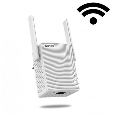 Tenda A301 v2 repetidor WiFi con 2 antenas Rj45 router mejorado y más potente