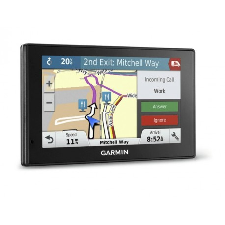 """Navegador GPS Garmin carro DRIVESMART 60 LM É 6"""" Mapas Grátis"""