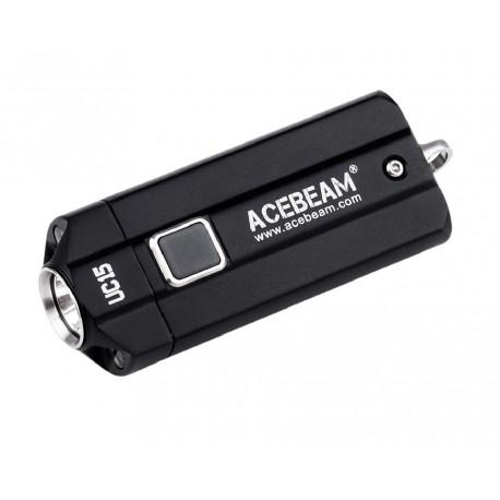 linterna pequeña muy potente 1000 LM Acebeam UC15 Con