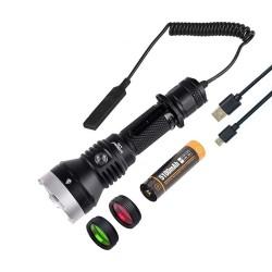lanterna especial caça kit Acebeam L30 Generation II L30-GEN-II-HK