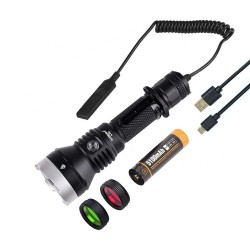 lanterna especial caça kit Acebeam L30 Generation II