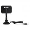 5GHz wifi AC antena panel direccional 7dbi USB AC600 dual band