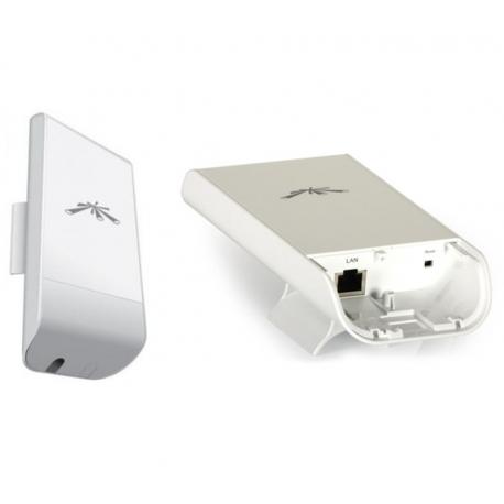 Router Ubiquiti exterior 5GHz wifi WISP CPE Nanostation locoM5