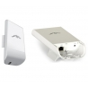 Router Ubiquiti all'aperto wifi 5GHz, WISP CPE Nanostation