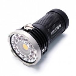 Acebeam X80-CRI 95Linterna profesional para fotografía LED CRI