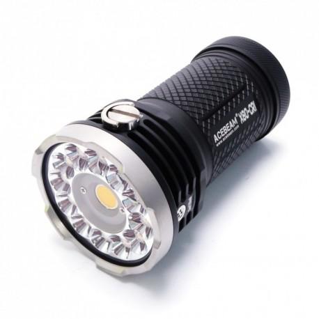 Acebeam X80-CRI 95Linterna professionelle foto-LED CRI
